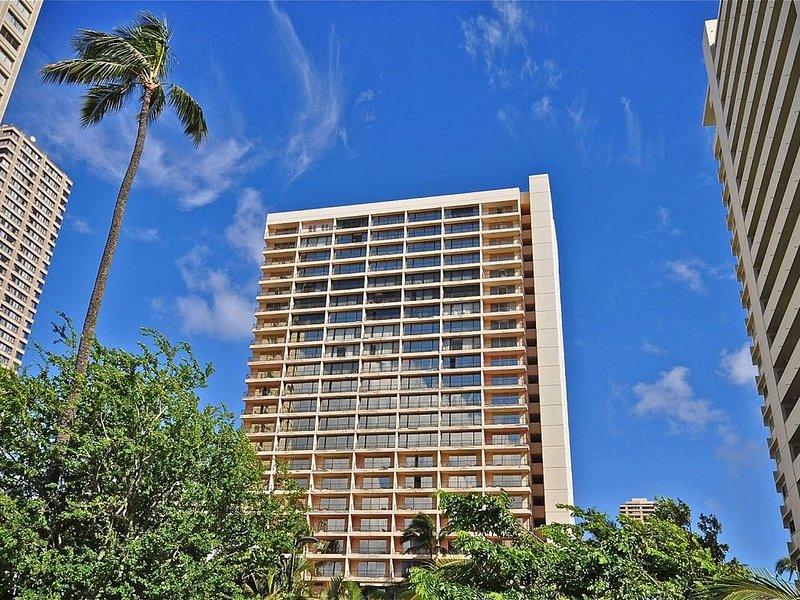 Royal Garden at Waikiki, 440 Olohana Street