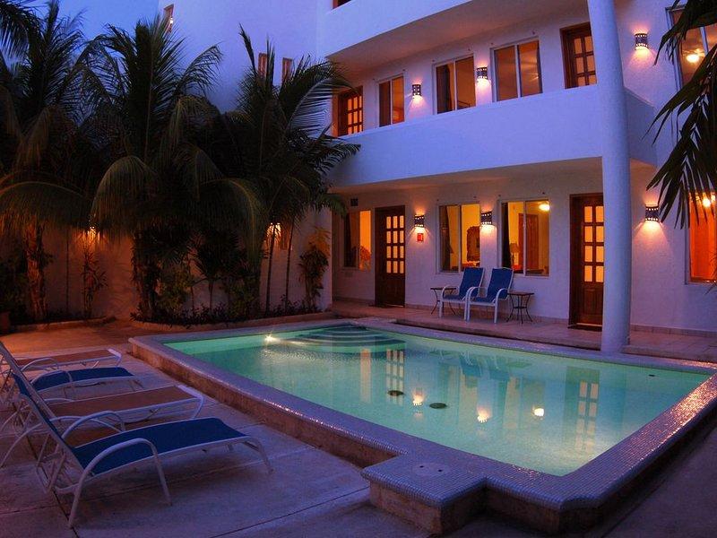 Hotel Villa Deja Blue & Restaurant, holiday rental in San Miguel de Cozumel