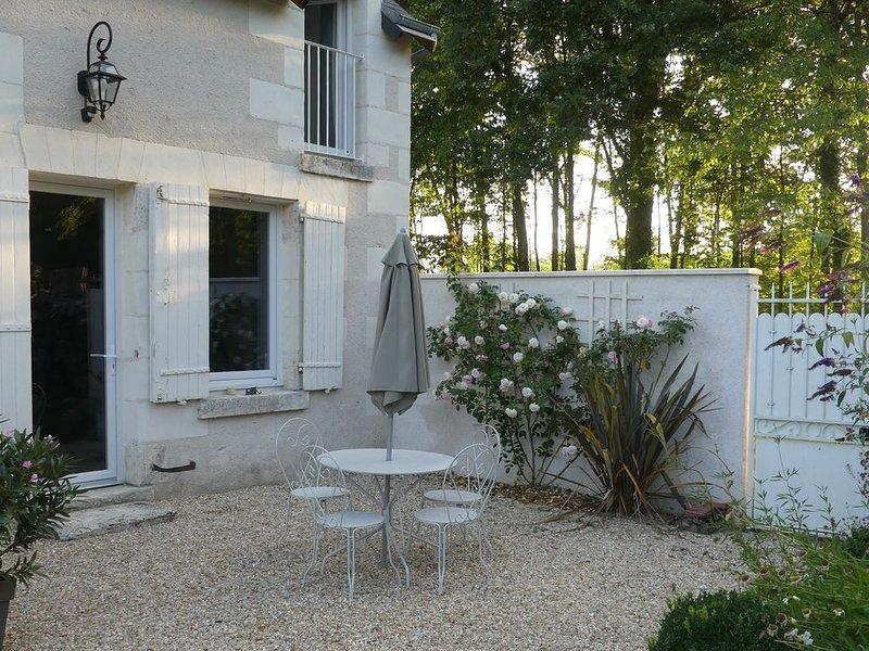 Gîte dans la vallée de la Loire, près des châteaux, vacation rental in Pontlevoy