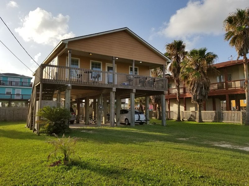 Sensational Surhouse by the Beach and Jetty, alquiler vacacional en Brazoria