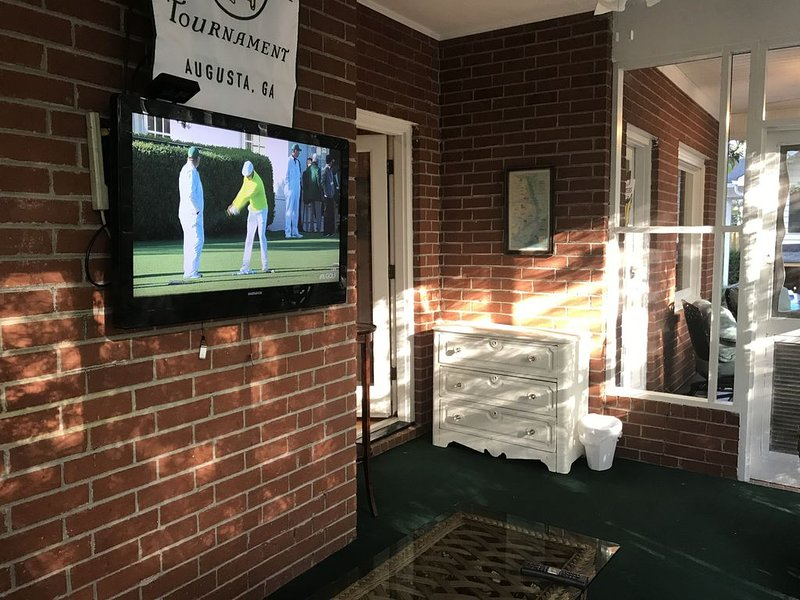 A short 12 min ride to the Masters, vacation rental in Graniteville