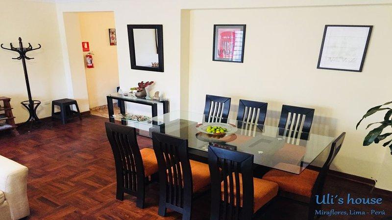 Miraflores, Shared room,  bed and breakfast, aluguéis de temporada em Santiago de Surco