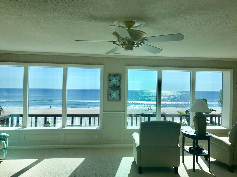 Exquisite Beachfront Home, vacation rental in Ponce Inlet