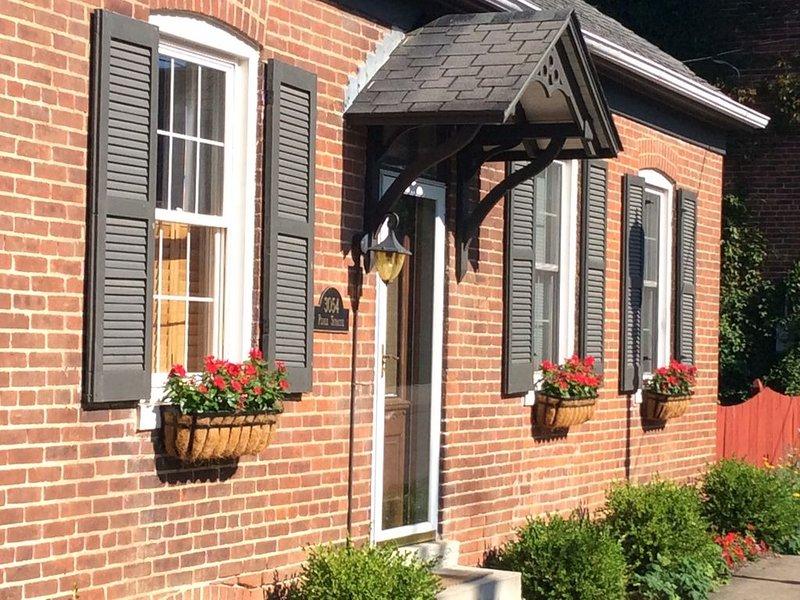 Historic Oldenburg Drees Haus, holiday rental in Metamora