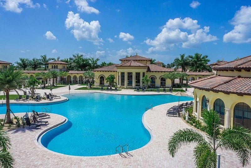 Gran Paradiso - Villa, holiday rental in Warm Mineral Springs