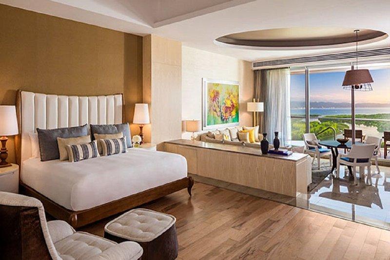 Grand Luxxe 1bd Loft/1.5ba #1 Golf and Spa Vidanta Resort, location de vacances à Jarretaderas