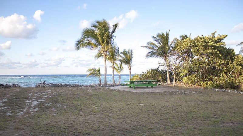 Calypso Beach, North Coast of Little Cayman, Ferienwohnung in Little Cayman
