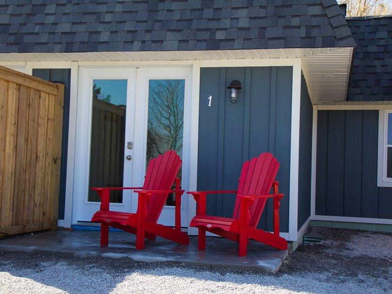 My Lighthouse Cottages #1, alquiler de vacaciones en Haldimand