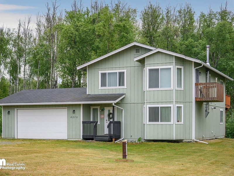 Views of the Range at Rangeview, vacation rental in Wasilla