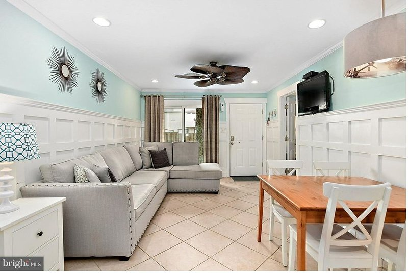 Cute and Convenient Condo / Walk Everywhere!, alquiler de vacaciones en Ocean City