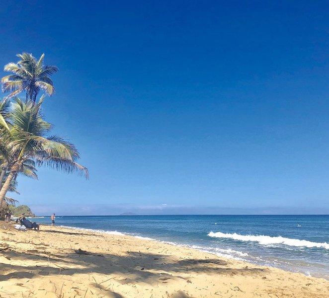 Aguada Beachside Hideaway  Puerto Rico's Western Coast, holiday rental in Aguada