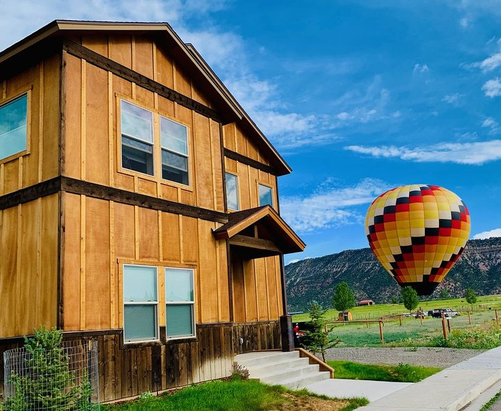 Close to Ouray, Telluride & San Juans, holiday rental in Ridgway