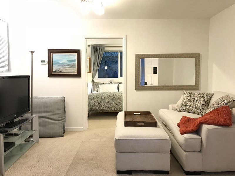 Downtown, Walk-to-Town ONE-Level Cottage - FAST WIFI, vacation rental in Sausalito