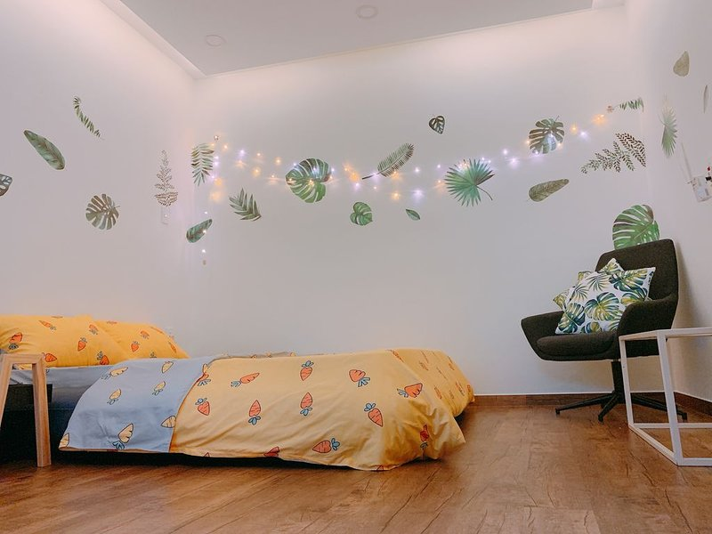 Private Cozy Home * China Town Central District 5 HCM, vacation rental in Tan An