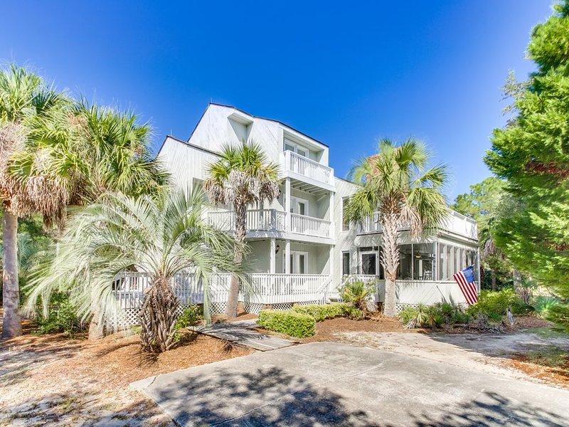 Family beach house Debordieu Lots of Amenities, Pet friendly, Near Ocean, holiday rental in Georgetown
