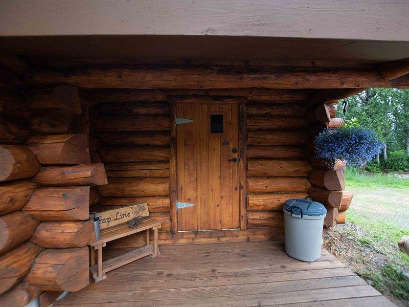 Gate Creek Cabins | Trap Line, location de vacances à Sunshine