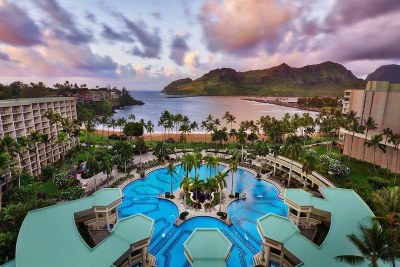 Stunning One Bedroom Marriott Kauai Beach Club villa with Full Resort Access!, casa vacanza a Lihue