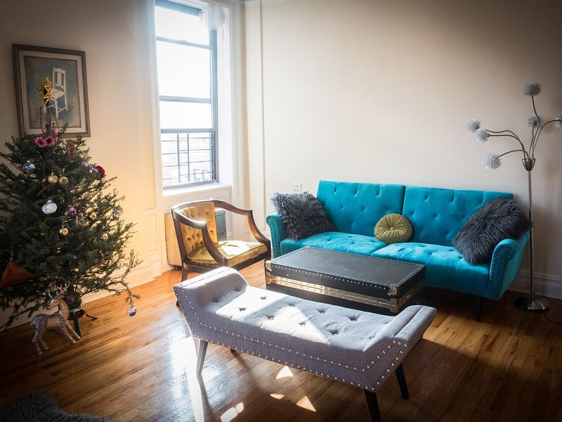 Cozy Bright apartment  for you, location de vacances à Edgewater