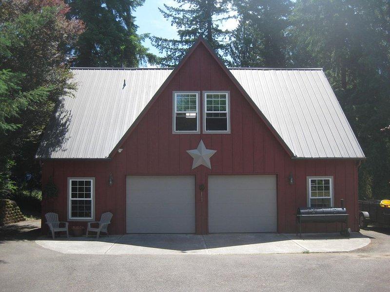 Hockinson Carriage House  -  You Won't Want to Leave, aluguéis de temporada em Saint Helens