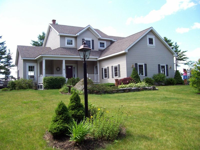 Experience the comfort of home and the excitement of new adventures, vacation rental in Bowdoinham