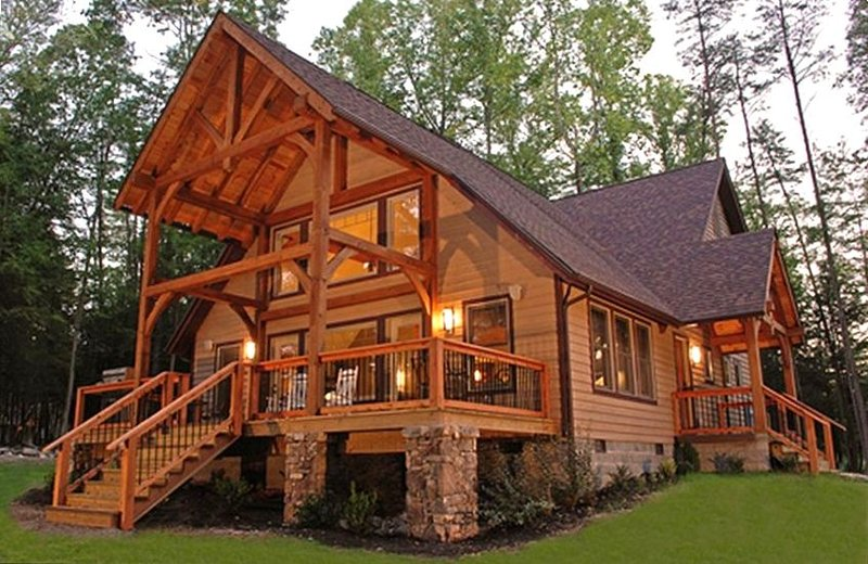 Luxury Mountain Cabin on Gauley Canyon - Near New River Gorge, holiday rental in Summersville