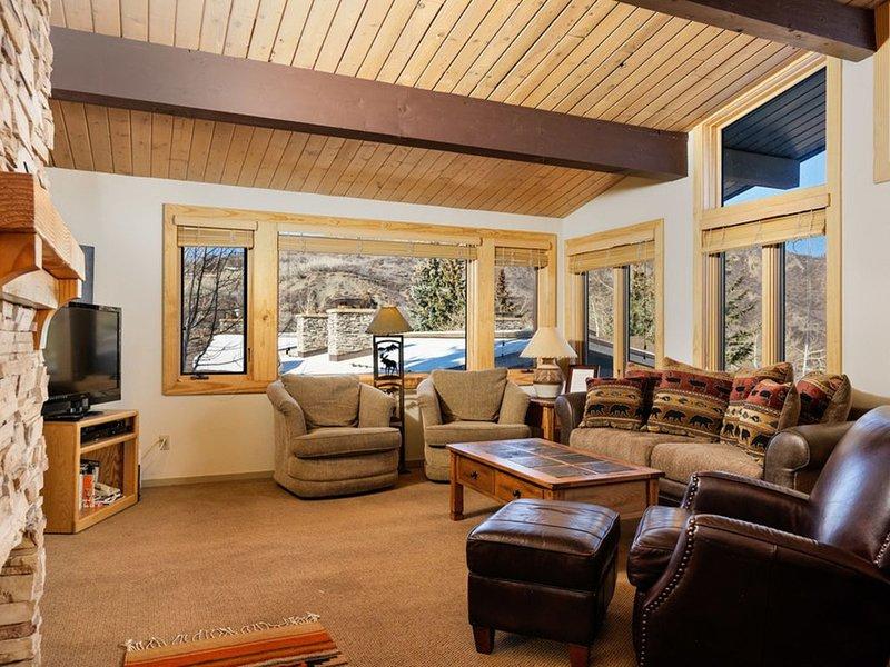 Aspenwood Condos J17: Complimentary Pool/Hot Tub Access, location de vacances à Marble