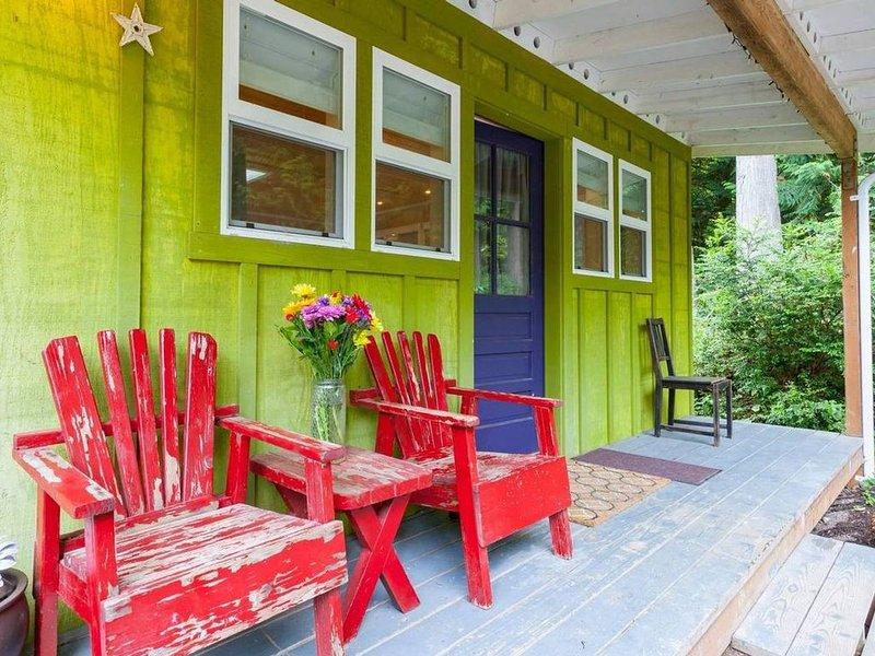 Private Studio Guest House, location de vacances à Bainbridge Island