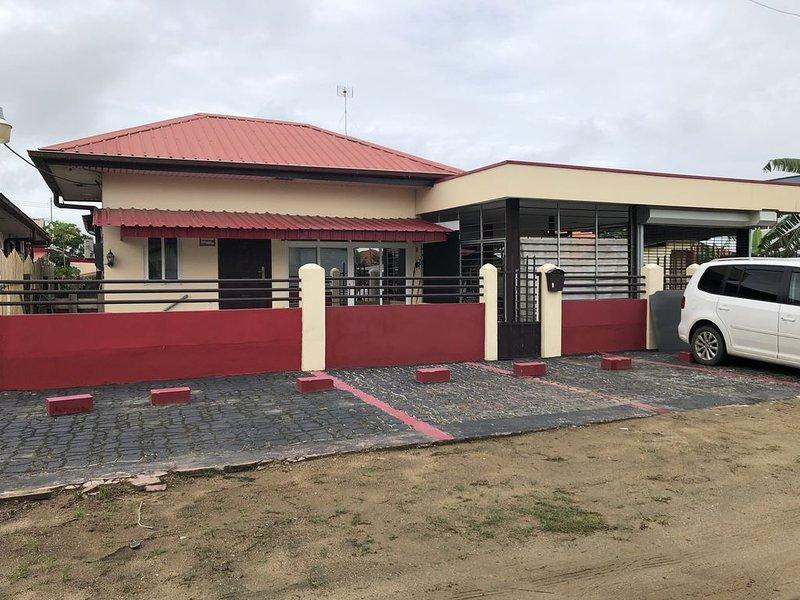 D-Tas Apartements AA, location de vacances à Surinam
