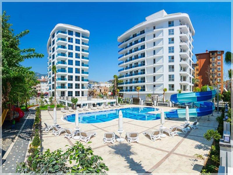 Luxury Lifestyle Property in Alanya, holiday rental in Konakli