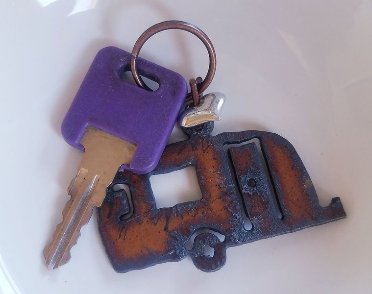 House key to your home away from home