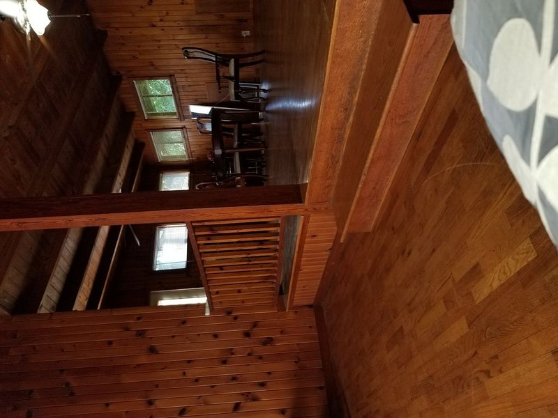 Little Cabin Inside A House In Town, holiday rental in Brasstown