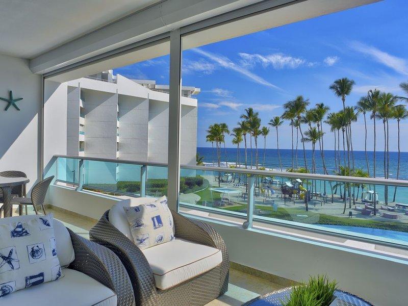 Beautiful Ocean View Three Bedrooms Apartment, alquiler de vacaciones en Juan Dolio