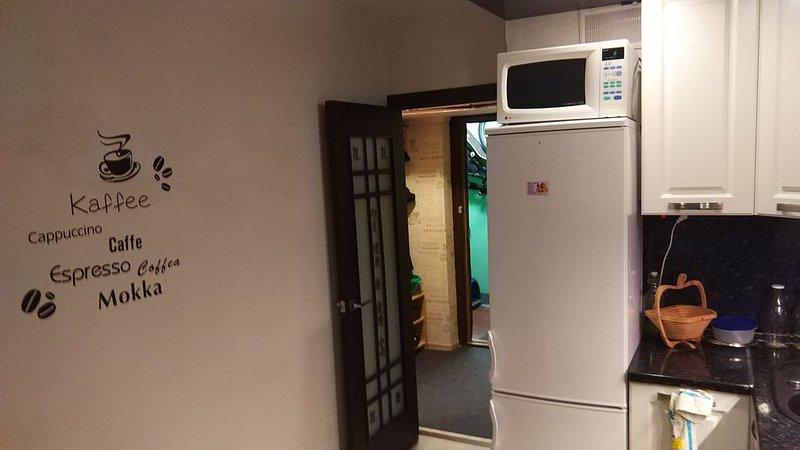 My comfortable flat in Degunino district for Bussines-trip, aluguéis de temporada em Mytishchinsky District