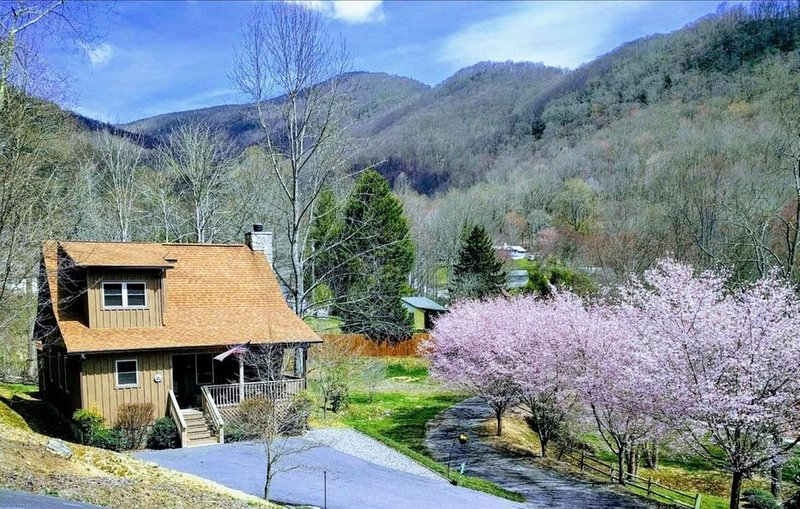 LAZY BEAR - QUAINT, BEAUTIFUL INSIDE &OUT, vakantiewoning in Maggie Valley