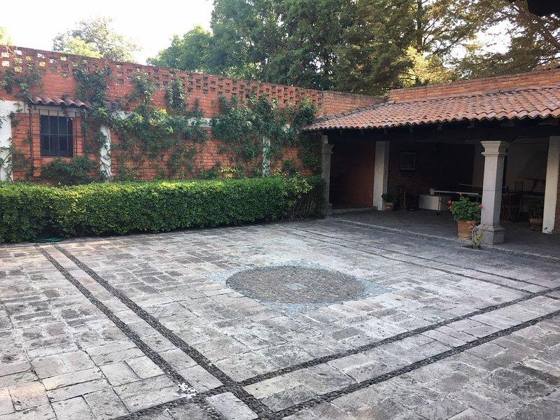MEXICAN COUNTRY HOUSE, casa vacanza a Hidalgo