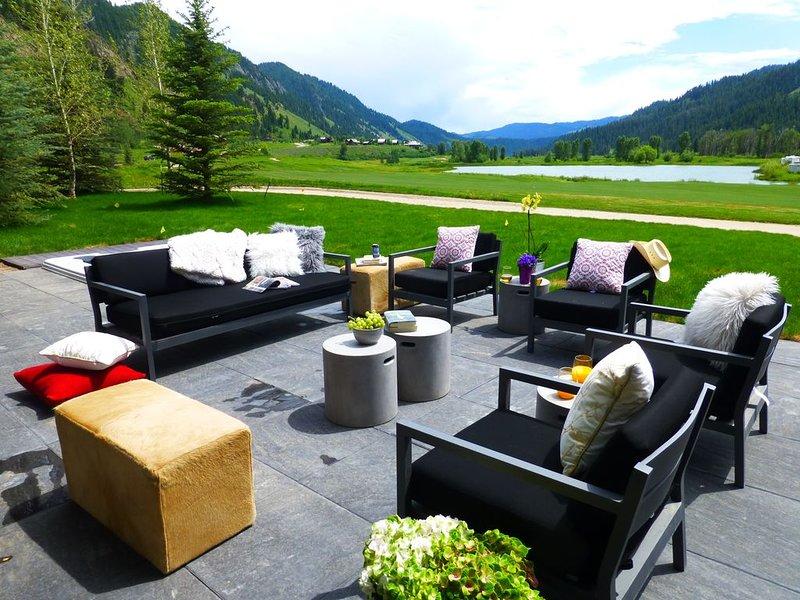 Fairway Lodge Jackson Hole; Snake River Sporting Club, holiday rental in Alpine