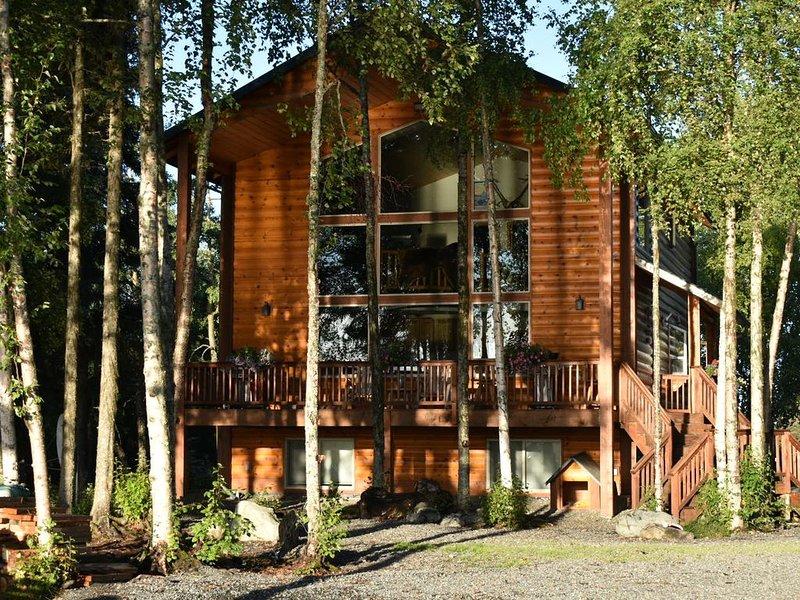 Beautiful Home on the Lower Kenai River!, location de vacances à Kenai