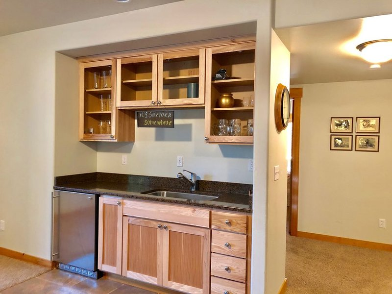 The Reunion House at Roslyn Ridge, vacation rental in Ronald