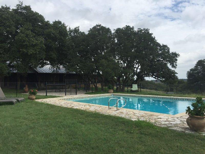 Wolf Creek Guest Ranch, vacation rental in Fredericksburg