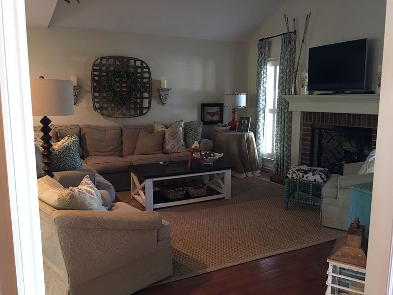 Beautiful Home Great for Masters Rental, holiday rental in Martinez