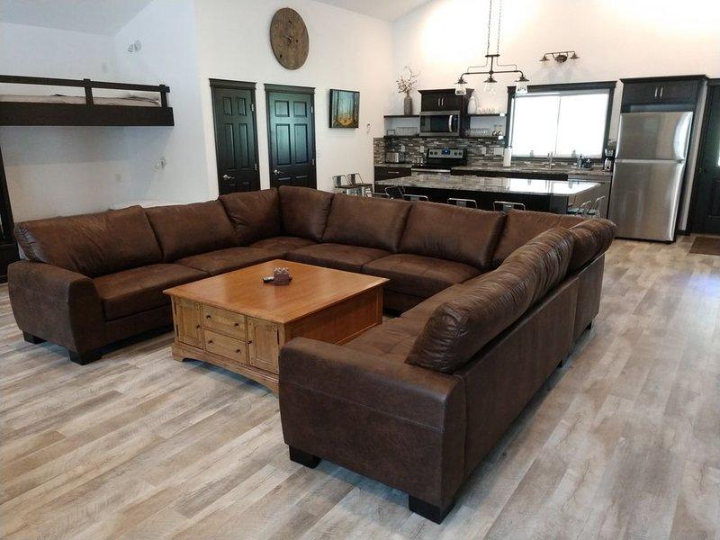 American Homestead Bunkhouse, holiday rental in Selah