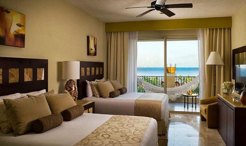 ** 5 Star Deluxe Studio * Villa Del Palmar Cancun Beach Resort & Spa, vacation rental in Cancun