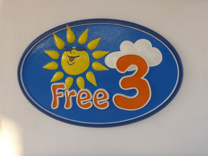 Vi är gratis 3