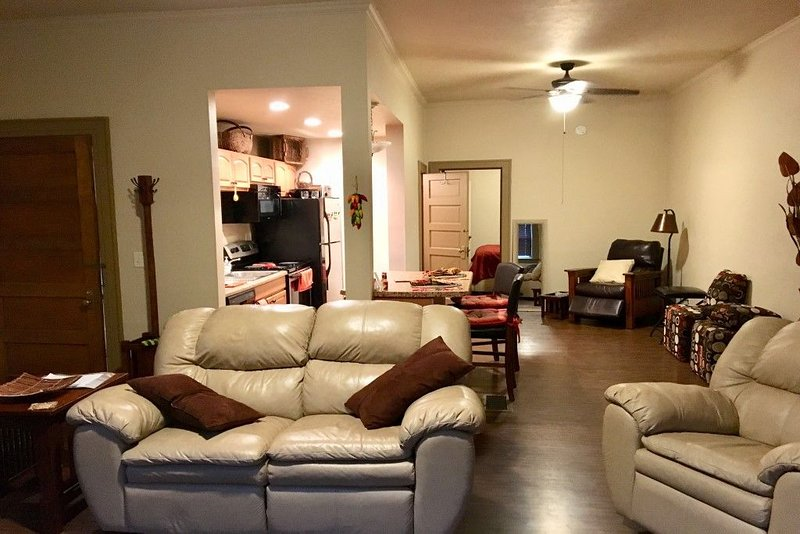 Downtown Spacious 1 bedroom, vacation rental in Bismarck