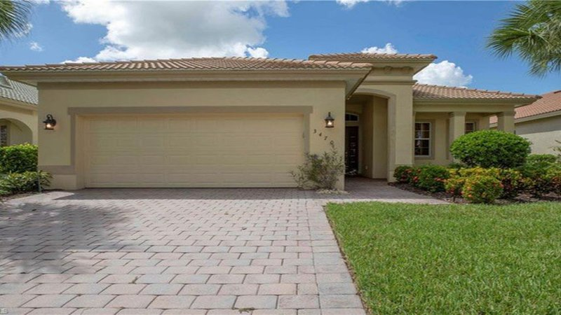 3 BR/3BA Lovely Home with Pool/Spa in Ft. Myers, FL., Gated Verandah Community., vacation rental in Lehigh