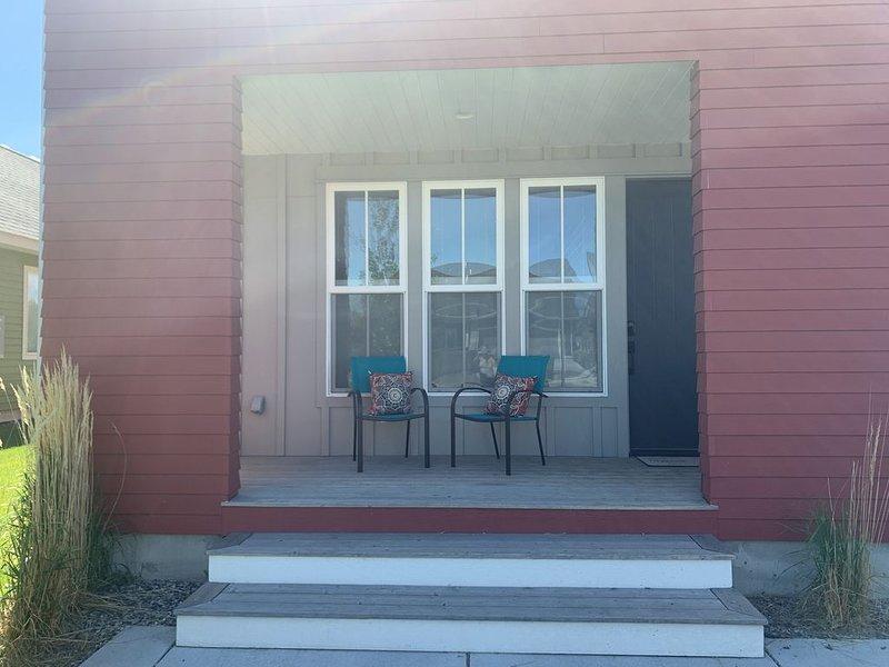 Beautiful Modern Craftsman, holiday rental in Four Corners