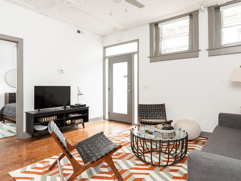 Cute as a Butterbean-next to Brewery, Café, Donuts, holiday rental in Highland Springs