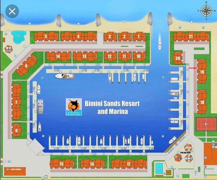 BEACHFRONT ~ BREATH TAKING VIEW BiminiCove Resort & Marina TOTALLY REMODELED, alquiler de vacaciones en Bimini