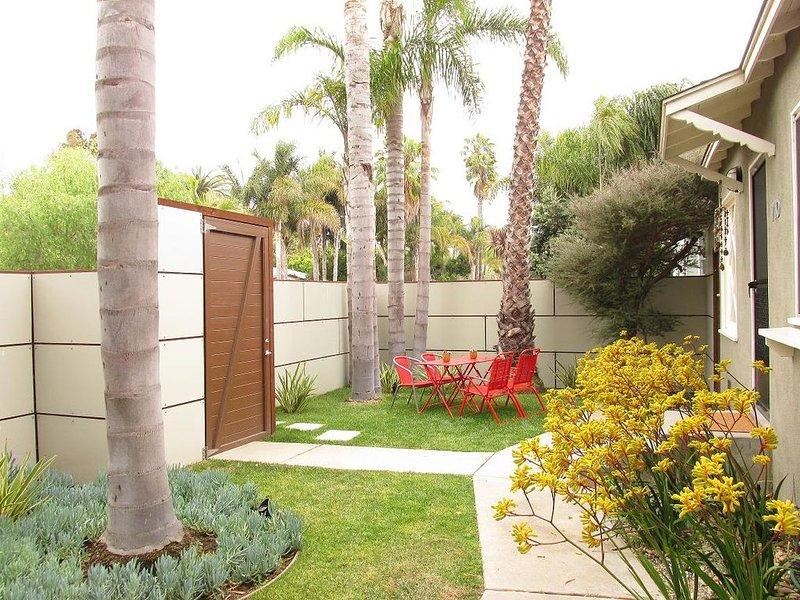 Perfect Venice Beach 1bedroom w/ private yard!!, location de vacances à Marina del Rey