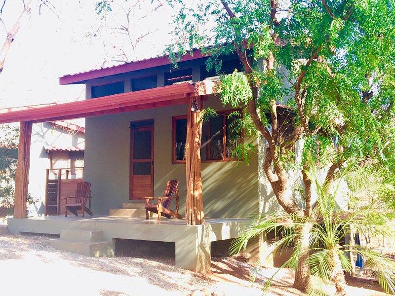 Playa Avellanas Modern Tropical  Bungalo with Loft, vacation rental in Playa Avellanas